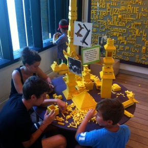 Museum Louisiana: Who is afraid of only yellow?