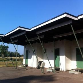 Batesmotel in Vikingstad(Zweden)