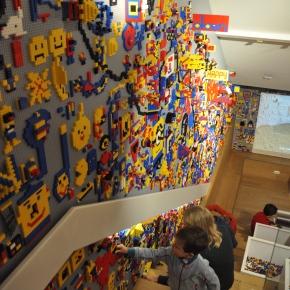 LEGO zorgt voor speelse kunstbeleving inmusea