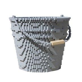 Hyperrealistische illusie van 'Brick Artist' Nathan Sawaya en DeanWest