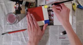 Paint. A Short LegoFilm