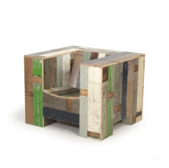 Enormous Chair, Piet Hein Eek