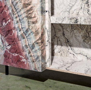 Marble earth, Bart Joachim van Uden