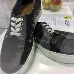 Schoenen van fruitleer